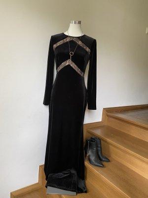 Edles langes Kleid von Ralph Lauten (samt)
