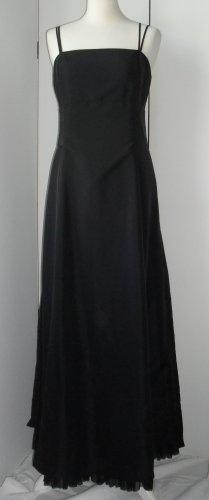 edles MEXX Abendkleid lang Gr. 42 Schwarz nur 2 x getragen