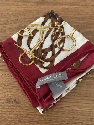 Codello Zijden doek veelkleurig