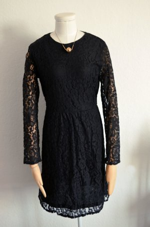 Indiska Robe Babydoll noir polyester