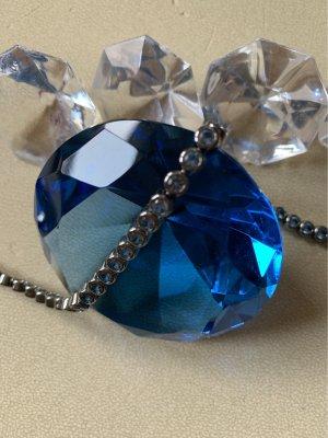 Pierre Lang Bracelet gris-bleu azur
