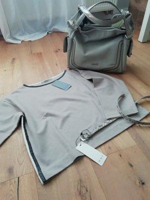 Sweatshirt licht beige