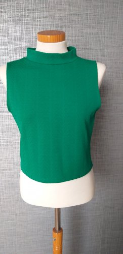 H&M Neckholder Top green