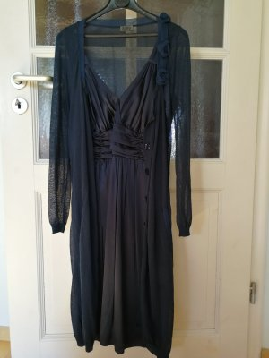 Ana Alcazar Pinafore dress dark blue