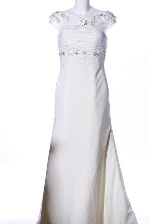 eDressit Abendkleid weiß Elegant