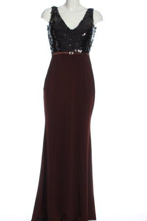 eDressit Evening Dress red-black elegant