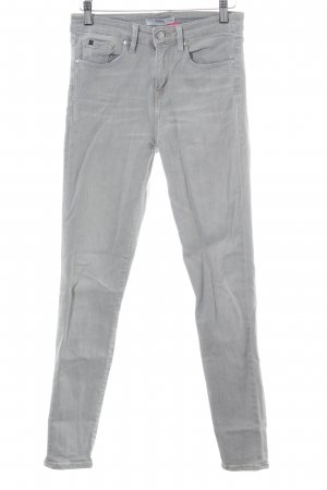 Edwin Skinny Jeans hellgrau Paris-Look