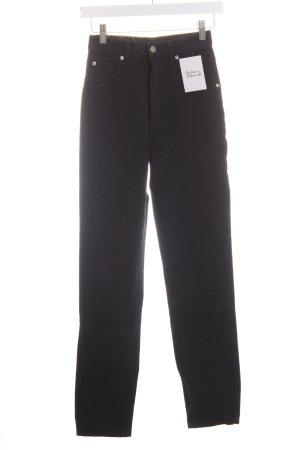 Edwin Straight-Leg Jeans dunkelblau Casual-Look