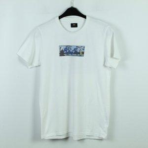 EDWIN T-Shirt Gr. S weiß Print (20/04/008)