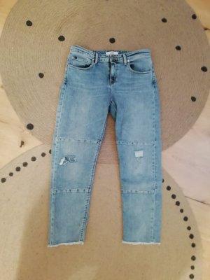 Edwin Jeans boyfriend bleu