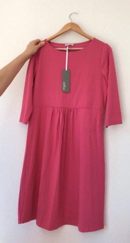 efixelle Kleid U-boot-Ausschnitt