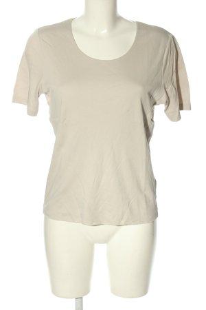 Efixelle T-Shirt wollweiß Casual-Look