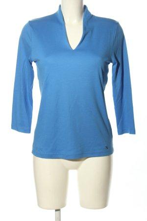 Efixelle Longsleeve blau Casual-Look