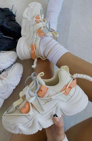 EGO Heel Sneakers multicolored