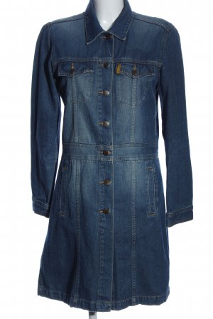 egr jeans Jeansjacke blau Casual-Look