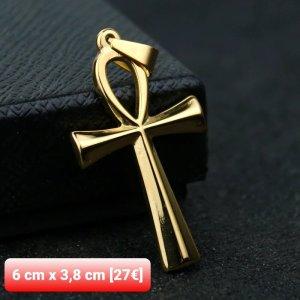 SmD Colgante color oro