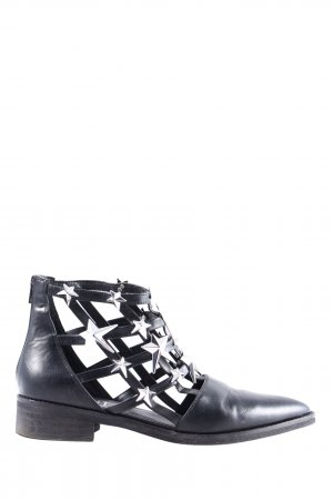 eight Ankle Boots schwarz Casual-Look