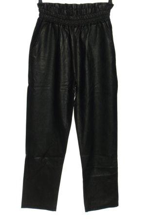 Eight Paris Peg Top Trousers black casual look