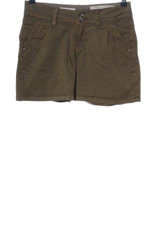 Eight2Nine High waist short bruin casual uitstraling