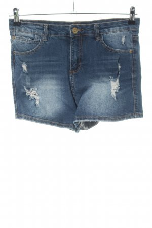 Eight2Nine Jeansshorts blau Casual-Look