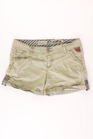 Eight2Nine Shorts verde oliva Cotone