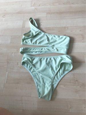 SheIn Bikini mint-turquoise