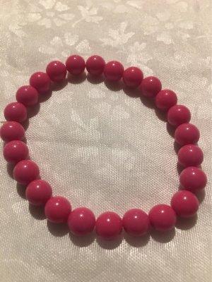 Galeria kaufhof Bransoletki z perłami różowy