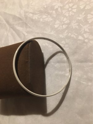Zara Bangle wit