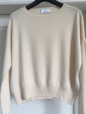 Allude Sweater wolwit