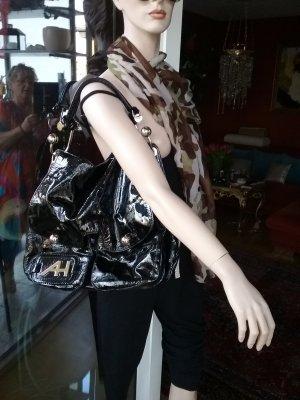 Anya hindmarch Sac porté épaule noir