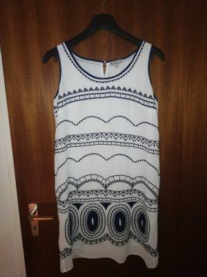 Debby Debo Chiffon Dress white