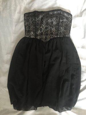 FB Sister Mini Dress black-white