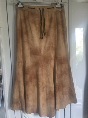 Biba Maxi Skirt beige-camel