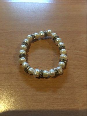 Galeria kaufhof Pearl Bracelet white