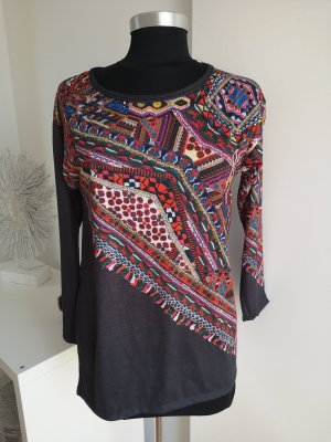 Antik Batik Top batik multicolore polyester