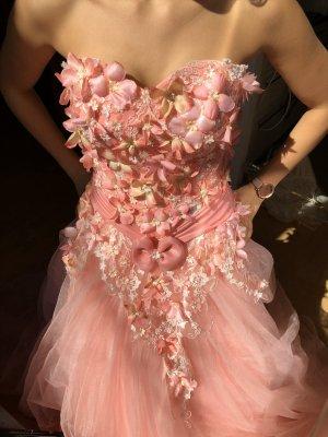 Suknia balowa różany