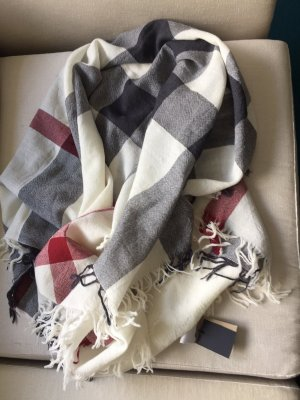 Burberry Shoulder Scarf multicolored