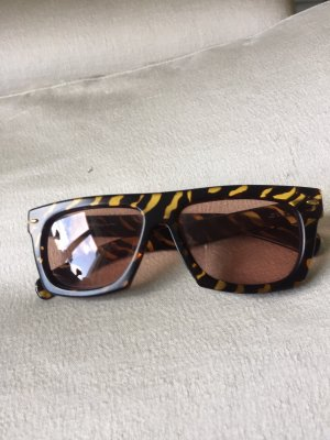 Paloma Picasso Glasses black brown-sand brown