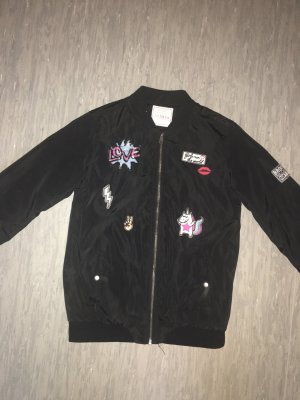 Takko Bomber Jacket black
