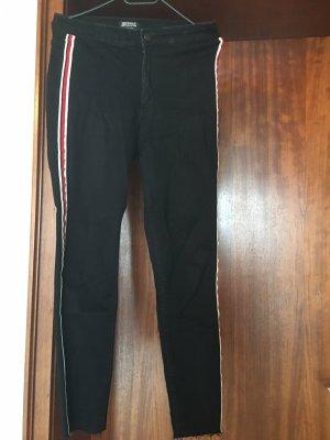 Zara Boyfriend jeans zwart