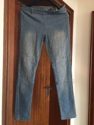 H&M Boyfriend jeans lichtblauw