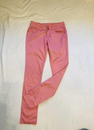 Eine sehr bequeme Hose in rosa in Gr S wie Neu vielfach kombinierbar