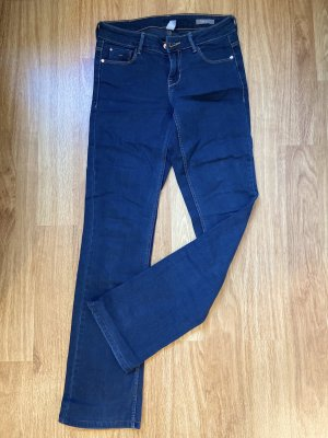 Mango Boyfriend Jeans blue
