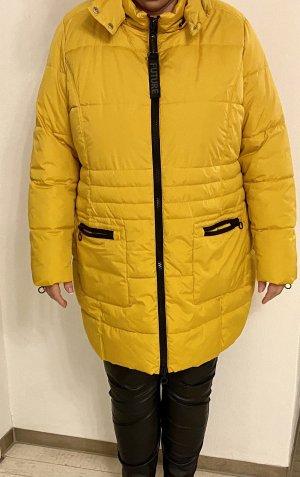 Liberty Cappotto con cappuccio giallo-oro