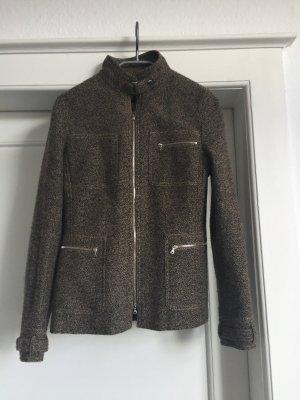 Eine taillierte Jacke von Bogner  in  einer Melange-Optik
