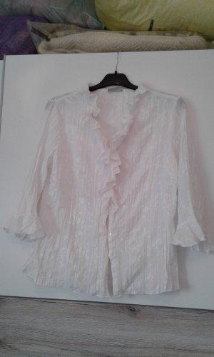 Canda Long Sleeve Blouse white