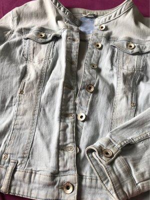 Eine wunderschöne jeansjacke in Größe 40