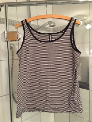 Colours of the World Tank Top white-black