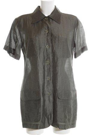 Einhorn Short Sleeve Shirt black casual look