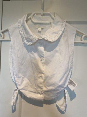 COS Colletto camicia bianco Cotone